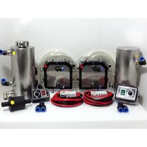 Gerador De Hidrogenio P/ Veículos Acima De 2.0l Célula Dupla