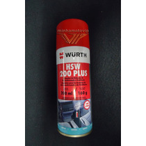 Hsw 200 Higienizador De Ar Condicionado Wurth 200 Ml Spray