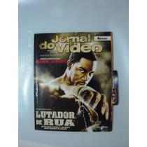 Revista Jornal Do Video / Lutador De Rua