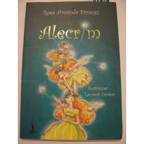 Livro Alecrim - Rosa Amanda Strausz - Objetiva