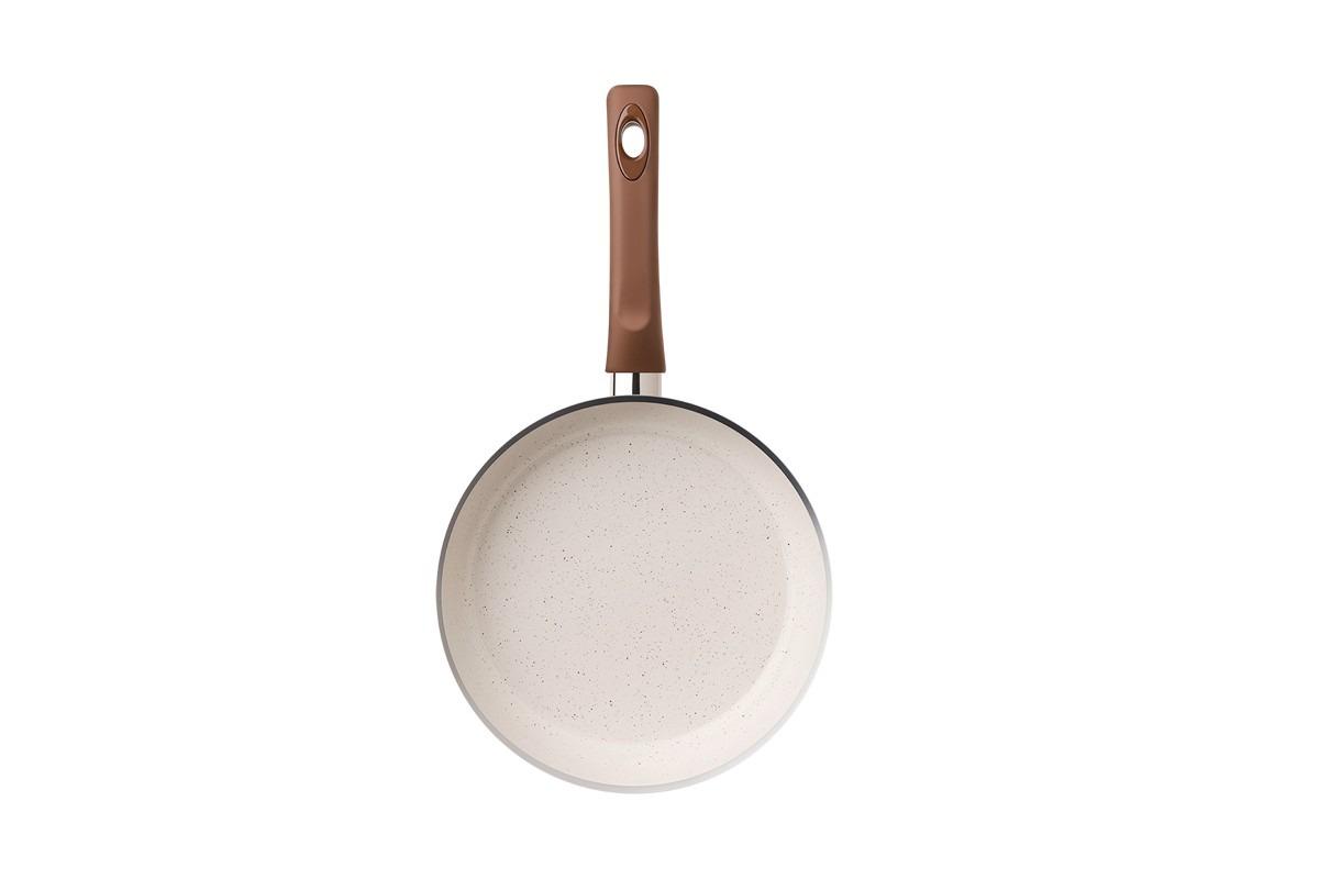 05 Panelas De Ceramica Baunilha Ceramic Life 4.5mm Brinox R$ 639 99  #6C4533 1200 800