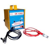 Carregador De Baterias Automotivo Lento Kitec Ck 12 A 5