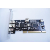 Placa Pci Firewire 1394a Texas Instruments.. ( Original )