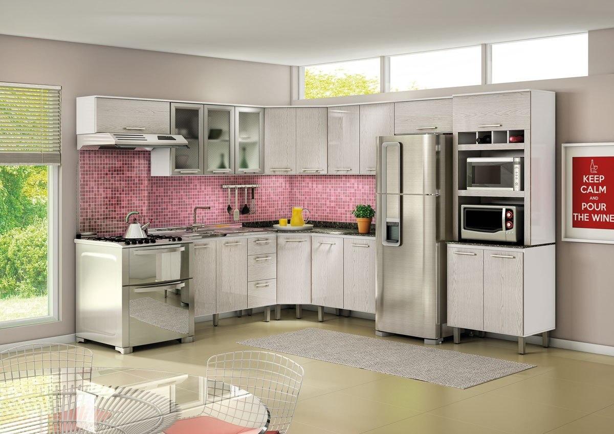 cozinhas planejadas arapongasIdéias de decoração para casa #993245 1200 849