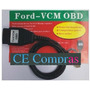 Diagnostico Automotivo Scanner Ford Vcm Obd2 Usb Frete Grati