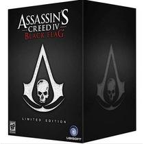 Estátua Edward Kenway + Assassins Creed Black Flag Ed. Ltda