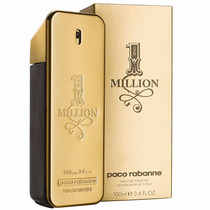 Perfume 1 One Million 100ml Paco Rabanne Original - Lacrado