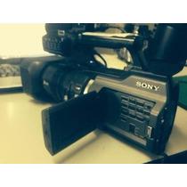 Filmadora Sony Dsr Pd 170 Bonita Porem Digitalizando Imagens