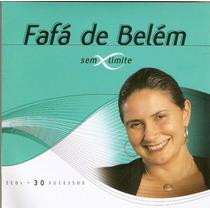 Cd Duplo Fafá De Belém - 30 Sucessos Sem Limites - Novo***