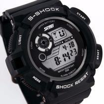 Relógio S-shock Digital Militar Masculino Prova D