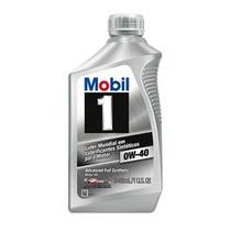 Óleo Mobil 1 0w40 100% Sintético Importado Bmw Mercedes Audi