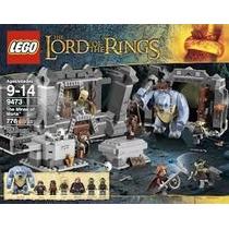 Lego 9473 Senhor Dos Anéis Mines Of Moria