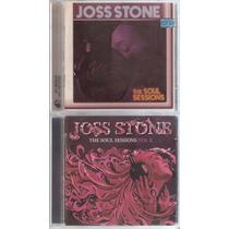 2 Cds Joss Stone - The Soul Session - 2003 / Vol 2