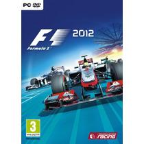 F1 2012 Para Pc