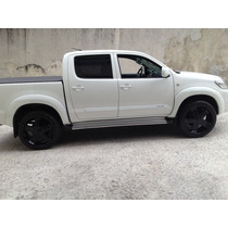 Rodas Para Toyota Hilux Incubus Aro 22