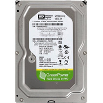 Hd 500gb Sata Western Digital - Green Power - Lacrado