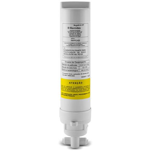 Refil/filtro Purificador De Água Pe10b E Pe10x - Electrolux