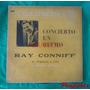 Lp Disco Vinil Ray Conniff Concierto En Ritmo