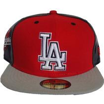 Boné New Era 59fifty Los Angeles Dodgers Tamanho7 1/4 57,7cm