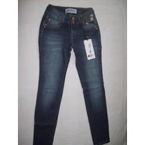 Calça Jeans Denuncia Da Osmoze Modelo Skinny 201-3-22877