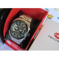 Relógio Technos Mod. Js15aa/1p Semi Novo Na Caixa *original*