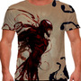 Camiseta Homem Aranha Carnificina Masculina