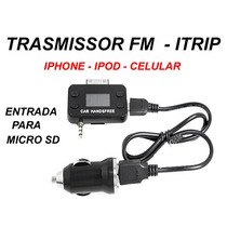 Itrip Compativel Com Ipod Iphone