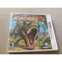 Dinosaurs 3d Combat Of Giants Completo