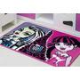Tapete Monster High Rashel Toque Super Macio - Jolitex