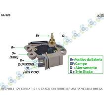 Regulador Voltagem Gm Astra 2.0 16v 99/... - Gauss
