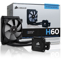 Watercooler Hydro Series Corsair H60 High Performance