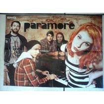 Poster Atrevida (avulso) Paramore Frete Único R$ 5,00