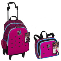 Kit Mochila Monster High Zoops + Lancheira