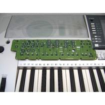 Placa Dos Botões (lado Esquerdo) Yamaha Psr-s910/900/710/700