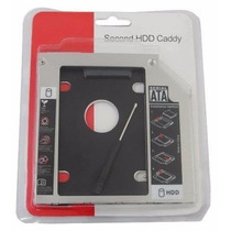 Adaptador Dvd Para Hd Ou Ssd Notebook Drive Caddy 9,5mm