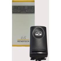 Botão Do Vidro Eletrico Direito - R19/master 6 Pinos