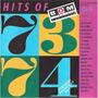 Cd - Hits Of 73 + 74 Grandes Sucessos Dos Anos
