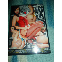 Dvd - 2x Mais Bundas - Katja Kassin - Planet Sex