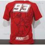 Camiseta Marc Marquez 93 Formiga Motogp Honda Repsol Ref112