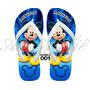 Sandálias Chinelos Havaianas Personalizadas Mickey Mouse