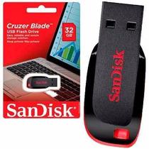 Pen Driver Sandisk 32gb Original - Lacrado -