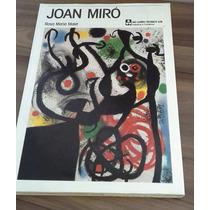 Joan Miro Livro Raro