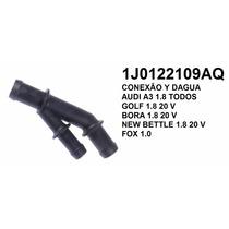 Conexão Y 1j0122109aq Audi A3 Golf Fox Bora New Betlle