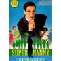 Box - Super Nanny - Primeira Temporada - 3 Dvds - Lacrado