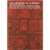 Origenes De La Teoria Sociologica Los De Maria C | Iglesias