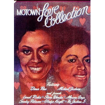 2145 Lp Motown Love Collection -importado - Duplo, 1984 Exce