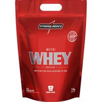 Nutri Whey Protein - Integralmédica -1,8kg - Chocolate