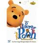 Dvd O Livro Do Pooh: Histórias Do Coração - Dublado