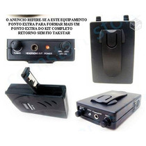 Ponto Receptor Extra In Ear Retorno Sem Fio Takstar Id1983
