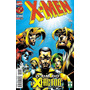 X-men N. 125 - 1ª Série (abril-1990/1991) - Estado De Banca